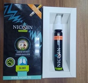 Никоин от курения