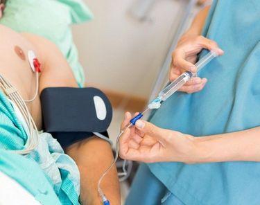 Как лечат белую горячку в больнице