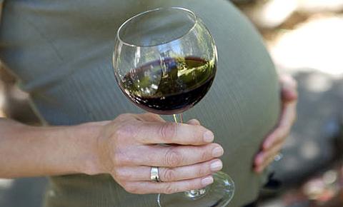 Можно ли пить вино беременным