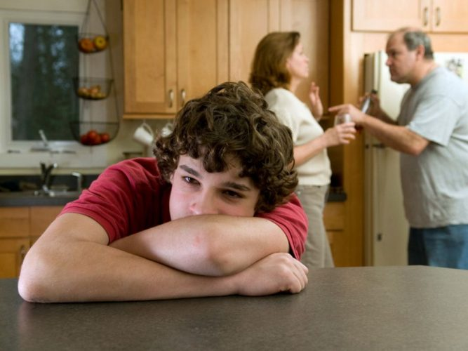 Что делать, если родители пьют