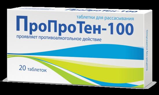 Инструкция по применению ПроПроТен-100
