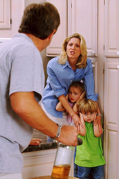 Как бороться с алкоголиком в семье