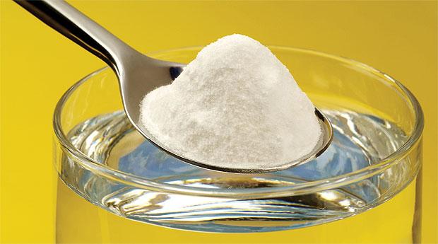 Сода от похмелья