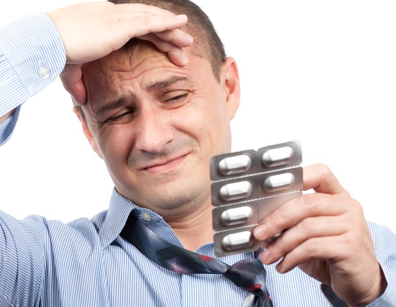 Болит голова после алкоголя - что делать