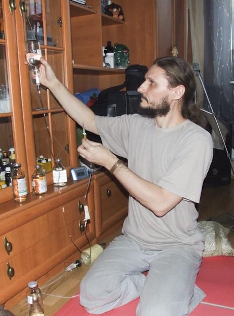 Прокапаться на дому от алкоголя