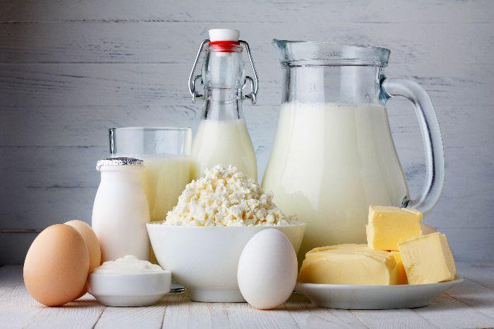 Молоко и молочные продукты при циррозе печени