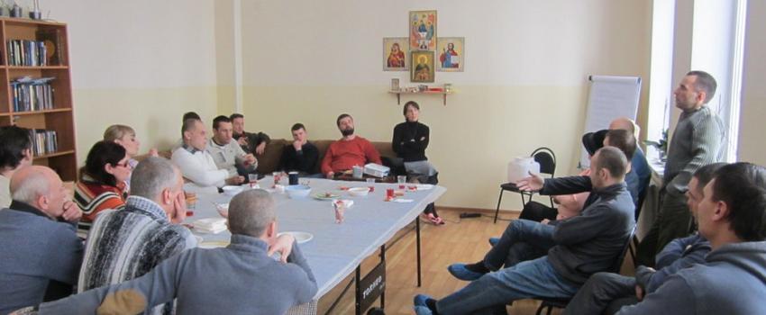Особенности реабилитации в православном ребцентре