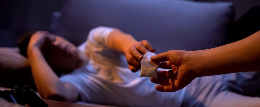 Воздействие кокаина на человека