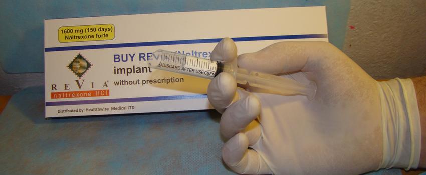 Как производится подшивка капсулы при кодировании от наркотиков