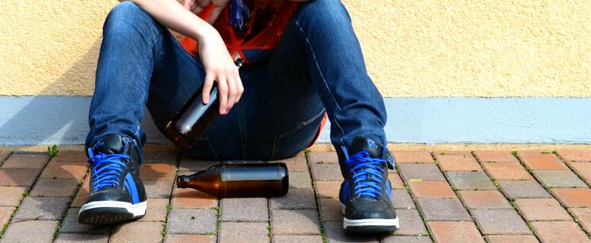 Терапия подросткового алкоголизма