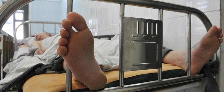 Как отправить больного в реабилитационный центр?