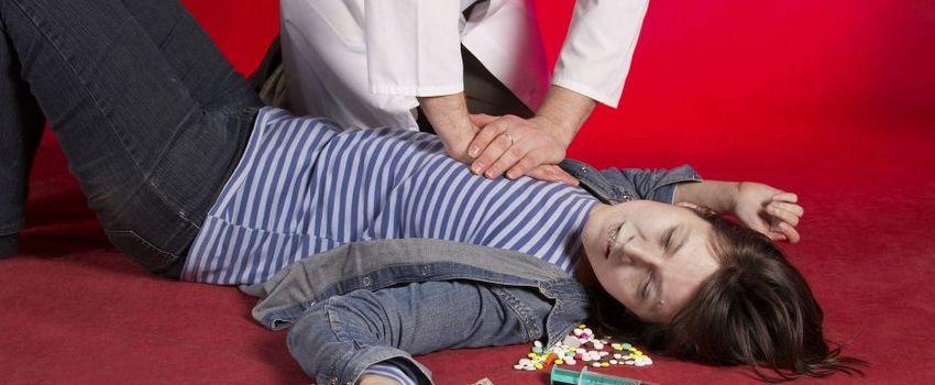 Помощь при передозировке опиатами