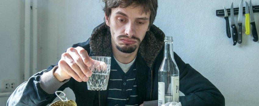 Тяжесть похмелья зависит от количества выпитого