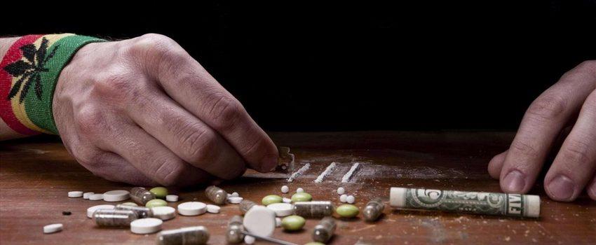 Развитие наркотической зависимости