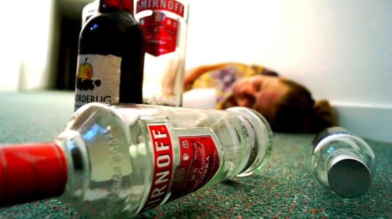 Алкогольная интоксикация симптомы