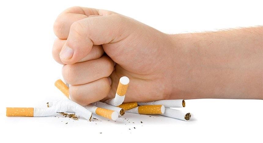 Nicotea против курения
