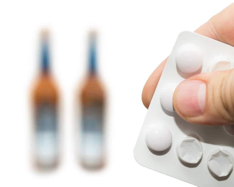 Медикаменты для лечения алкоголизма