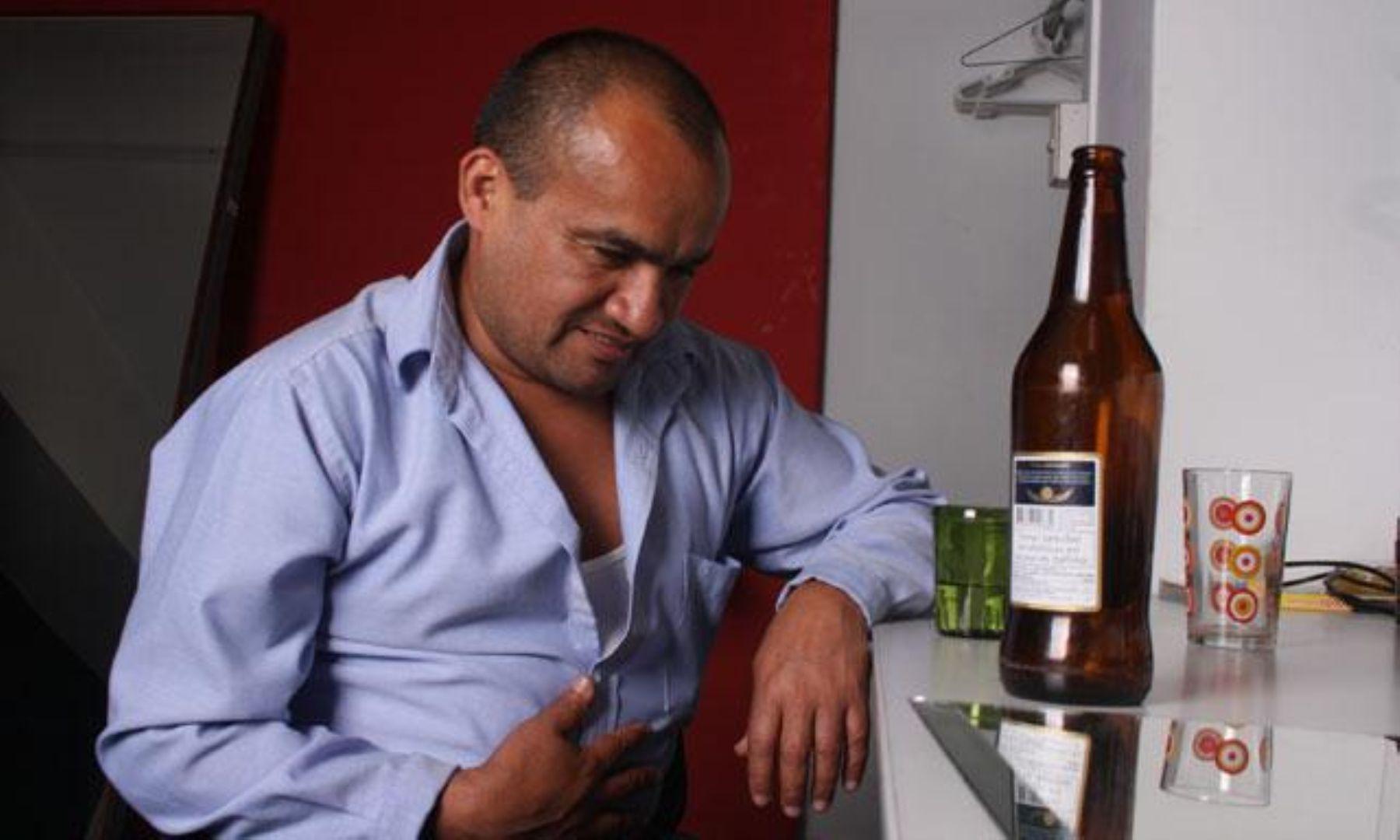 Алкоголь при гастрите: можно ли пить алкоголь при гастрите желудка