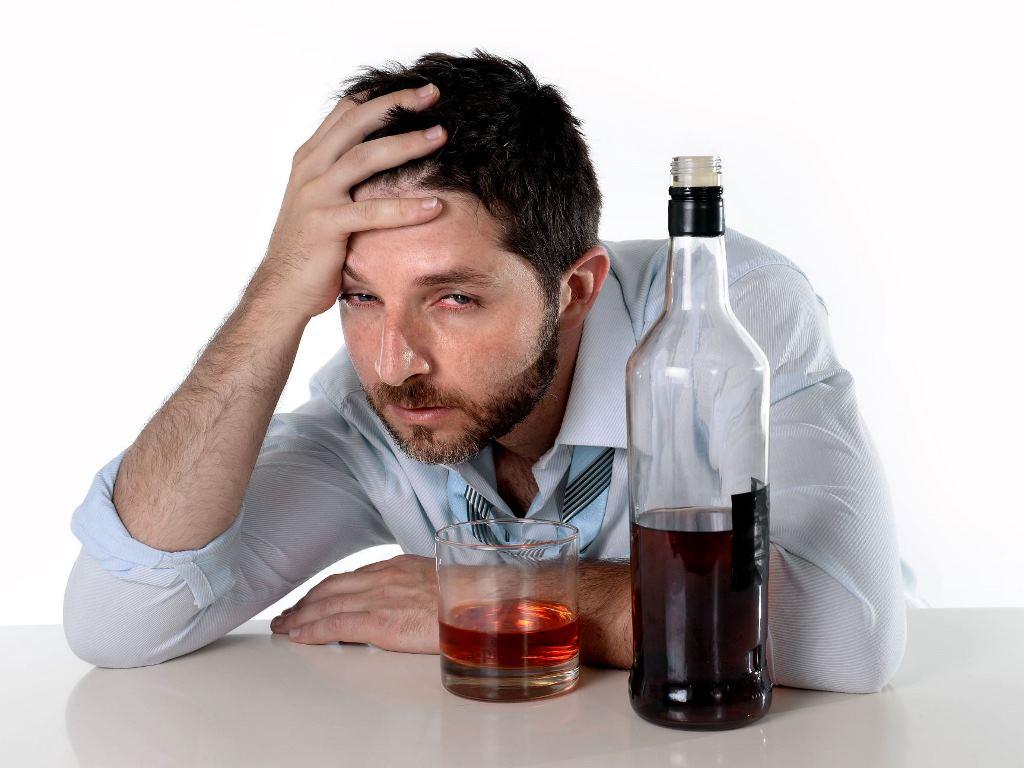 Los pinchazos del alcoholismo antidot