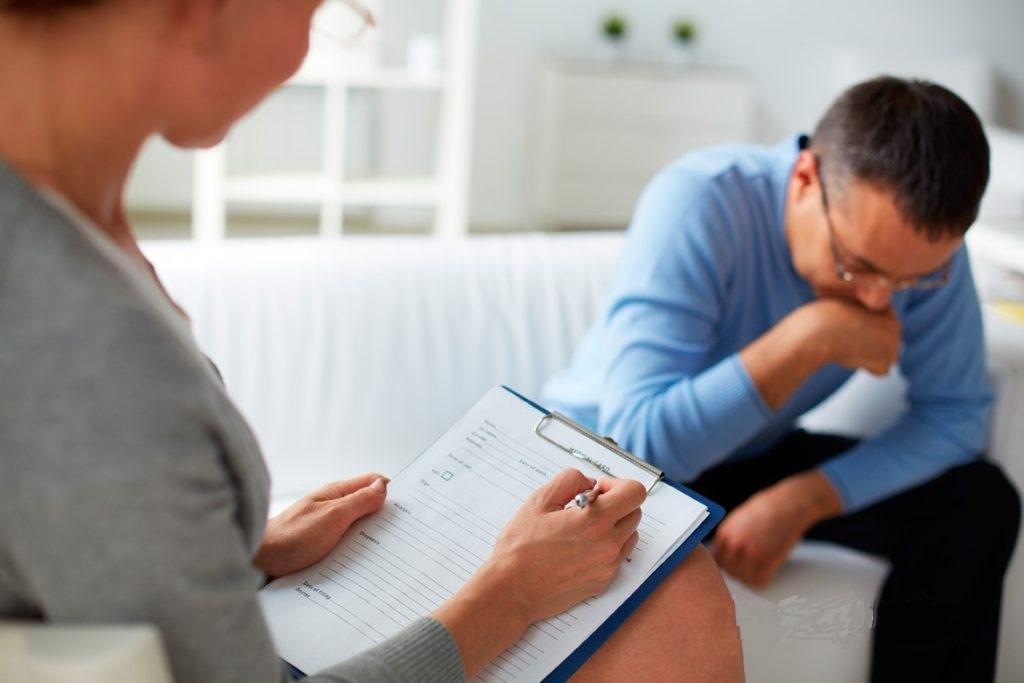 Психологическая помощи при алкоголизме