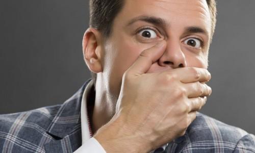 как убрать запах изо рта желудок