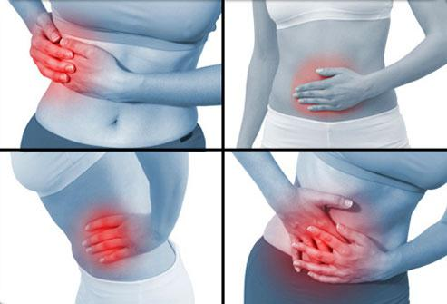 Диспептические симптомы цирроза