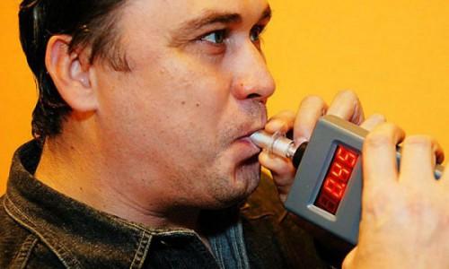 Степени алкогольного опьянения
