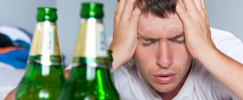 Синдром отмены у алкоголиков