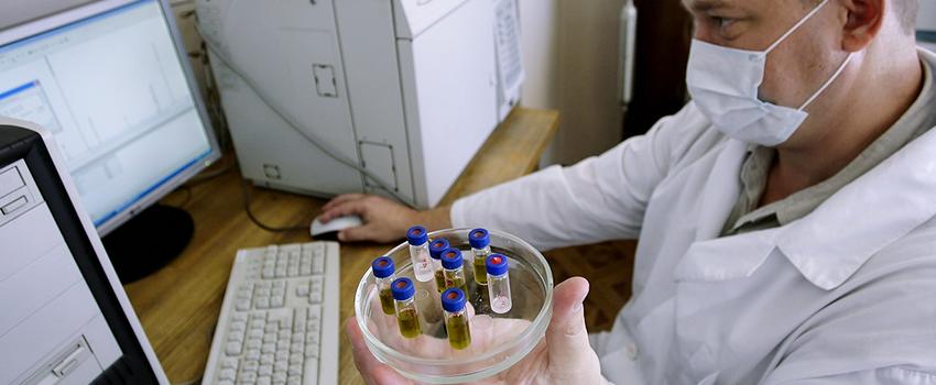 Методы обнаружения следов наркотиков в теле